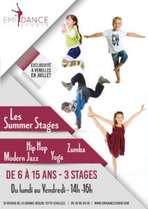 Summer Stages - Emi Dance Studio